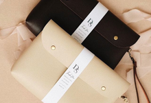 Sabrina & Denhas Simple Pouch by Yuo And Leather