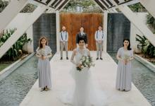 The Wedding of Wirianto & Linda by SAS designs
