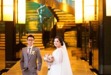 The wedding of Fendy & Stephani by SAS designs