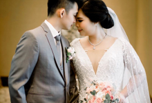 The wedding of Fendy & Stephani by SAS designs