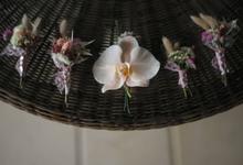 Huvey & Stella by Rhea Florist Bali