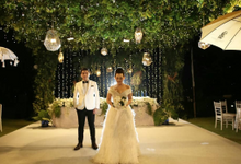 Ronald & Lupita by Rhea Florist Bali