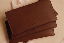 Stiven and Selvi Wallet by Yuo And Leather