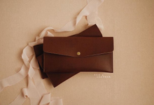 Helen & Irvan Wallet by Yuo And Leather