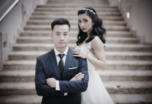 THE WEDDING OF ERIC & CINDY by Cerita Bahagia