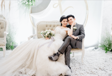 THE WEDDING OF YOHANES & VERONICA by Cerita Bahagia