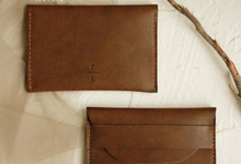 Roy & Katherine Card Holder by Yuo And Leather