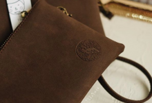 Charles & Ignatova Pouch by Yuo And Leather