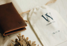 Vira & Nug Simple Wallet by Yuo And Leather