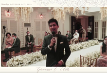 Live Streaming and Host Online Holy Matrimony Hermitage Jakarta by Double V entertainment by Double V Entertainment