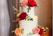 R&D Wedding by sugarbox patisserie