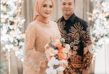 ANINDA & FAUZI by Arti Hantaran