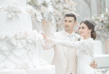The Wedding of Ali & Margin by SAS designs