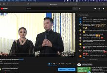 Vito & Janet Live Streaming by Connectied Virtual Wedding