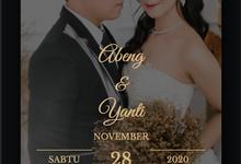 Undangan Website Abeng & Yanti by undang.me