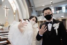 The Wedding of Dikres & Jennifer by SAS designs