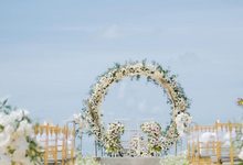 The Wedding of Jefri & Devi by SAS designs