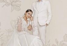 The Wedding of Akbar & Jessica by SAS designs