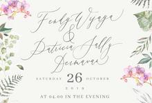 Patricia Fendy by Paperabbit Digital Invitation