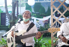 Full Band wedding entertainment by Fivein Project