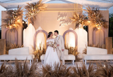 Ivan & Tiffany Wedding Decoration by Valentine Wedding Decoration