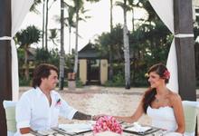 Tatjana & Matt, 10th of June 2013 by Bali Wedding Solutions