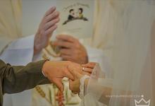 Mr. & Mrs. Jerry Hsien by AYODYA