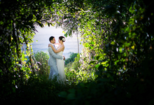 Marc & Rebecca, 8 August 2013 by Bali Wedding Solutions