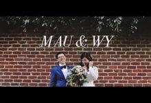Mau & Wy - Old Sacramento Wedding by Hello & Co. Cinema