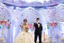 The Wedding of Kenneth & Destania by Le Blanc Wedding Planner & Organizer