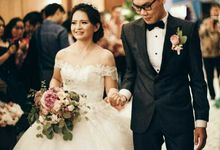 Wedding Yuki & Irene 2 Desember 2017 by Priceless Wedding Planner & Organizer