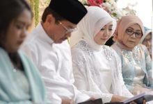 The Wedding Astrid & Ibnu by Callalily