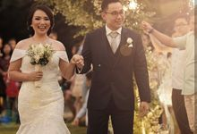 The Wedding Of Hendro & Monic by BEST Entertainment and Organizer