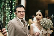 The Wedding Of Nagesh & Steffie by BEST Entertainment and Organizer