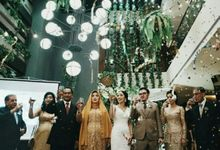 The Wedding Of Nagesh & Steffie by W The Organizer