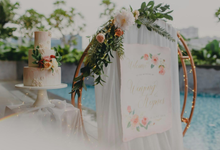 Spring Summer Styled Shoot 2018 by Baby Cakes