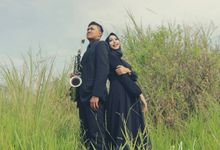 prewedding yuni & taufiq by Akila Photography