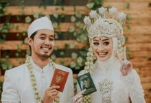 Nurul & Yusuf Wedding by Save The Date co. Organize