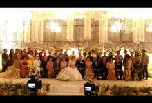 Agung & Sandra Wedding by David Entertainment
