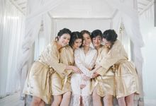 Albert & Sisca Wedding by Roopa