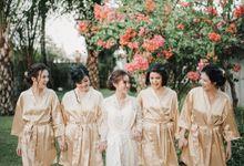 Albert & Sisca Wedding by Roopa