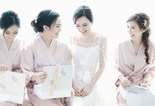 Tommy & Joan Wedding by Roopa