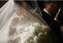 Hebron & Casey Wedding by Roopa