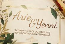 The Wedding of Yenni & Arie by Kana Wedding Bali