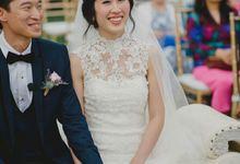 The Wedding of Eric & Yushan by Kana Wedding Bali