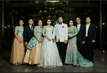 Wedding Mr.Aria & Mrs.Jessica by Ventlee Groom Centre