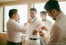 Franz & Vina Wedding by Ventlee Groom Centre