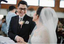 Mr.Fano & Mrs.Vivi Wedding by Ventlee Groom Centre