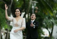 Wedding Of MELVIN & TISAS by Artinie