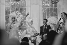 Rendy & Fadila Wedding by Ventlee Groom Centre